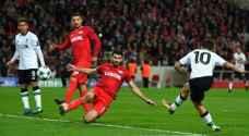 ليفربول يسقط بالتعادل الثاني وإشبيلية يهزم ماريبور