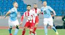الفيصلي وشباب الأردن في قمة مباريات الأسبوع الرابع لدوري المحترفين