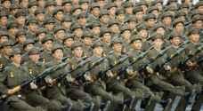 شعب كوريا الشمالية يتضامن مع زعيمه بـ ٤,٧ مليون متطوع للجيش