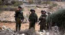 الاحتلال يصادر أراض زراعية قرب رام الله