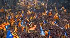 عمدة برشلونة: ٤٦٠ شخصا أصيبوا في اقليم كاتالونيا خلال الاشتباكات