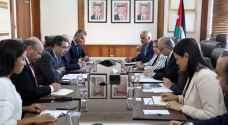 فاخوري يطالب الاسكوا بدعم جهود تنفيذ اجندة التنمية ٢٠٣٠
