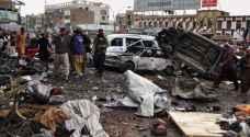 ١٣ قتيلا في هجوم انتحاري بجنوب غرب باكستان