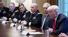 ترمب يبحث الخيارات العسكرية في مواجهة كوريا الشمالية
