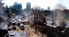 انتحاريان يفجران نفسيهما قرب مركز قيادة شرطة دمشق