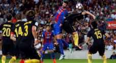 تعادل برشلونة واتلتيكو مدريد تشعل الليجا الاسبانية