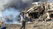 اصابة القائم بالاعمال القطري بجروح بتفجير مقديشو