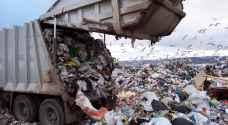 انشاء ٢١ محطة وتخفيض مكاب النفايات الى ٩