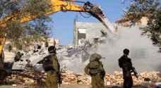 ٨ دول أوروبية تطالب الاحتلال بتعويضات لهدم منشآت بالضفة الغربية