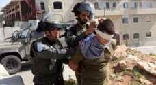 الاحتلال يعتقل شابا بالقدس بزعم حيازته سكين