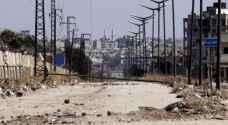 الجيش السوري يستعيد مدينة القريتين من تنظيم داعش