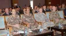 بدء الاجتماعات التحضيرية لتمرين الأسد المتأهب ٢٠١٨