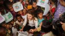 الملكة: على المجتمع الدولي وضع نهاية لمعاناة الروهينجا.. فيديو