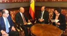 مذكرة نيابية اسبانية تطالب دول الاتحاد الاوروبي والمجتمع الدولي بدعم الاردن
