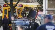 شرطة نيويورك تعلن تفاصيل 'حادثة مانهاتن'