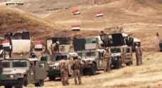 القوات العراقية تستعيد بلدة القائم من 'داعش'