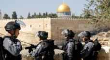 خطة للاحتلال لتشديد السيطرة 'الأمنية' على القدس القديمة