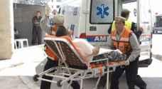 ١٠٦ إصابات نتيجة ١٣٥ حادثا مختلفا في المملكة