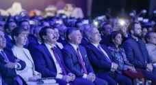 الملك يفتتح فعاليات المنتدى العالمي للعلوم ٢٠١٧