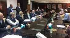 وزير المياه والري يوقع اتفاقية بناء محطة تنقية الطفيلة بكلفة ٣٢ مليون دولار