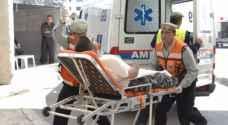 الدفاع المدني: ٦٧ اصابة حصيلة حوادث الخميس