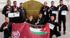 فريق قوات الدرك يحطم الرقم القياسي بماراثون لبنان
