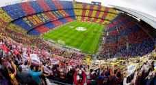 رابطة الدوري الإسباني تهدد جماهير برشلونة بإغلاق 'كامب نو'