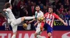 ديربي مدريد ينتهي بالتعادل وبرشلونة أكبر مستفيد