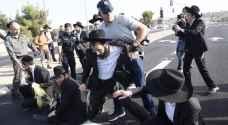 شرطة الاحتلال تعتقل ٣٣ يهوديا متشددا