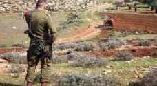 الاحتلال يصادر ٤٥ دونما لصالح مستوطنة شرق رام الله