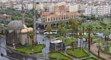 شاهد بالصور جمال المناظر في المدينة المنورة عقب تساقط الأمطار