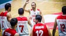 منتخب السلة يلتقي سوريا بتصفيات كأس العالم