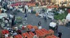 بلدية إربد تعتزم نقل السوق المركزي