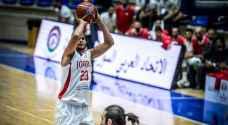 منتخب السلة يفوز على سوريا بتصفيات كأس العالم