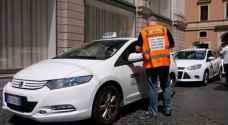روما تعطي سائقي الأجرة دروساً في السلوك والإنجليزية