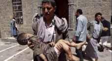 اليونيسف: موت طفل يمني كل عشر دقائق
