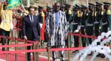 ماكرون يعترف بجرائم أوروبا في أفريقيا