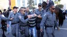 الاحتلال يعتقل حارسًا بالأقصى وشابين مقدسيين