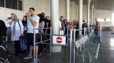 ٨٣ فلسطينيًا مُنعوا من السفر عبر معبر الكرامة بتشرين الثاني