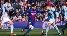برشلونة يواصل نزيف النقاط بتعادل جديد أمام سيلتا فيجو