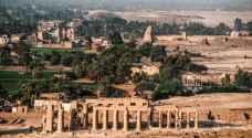 اكتشاف عشرات القطع الأثرية في مصر