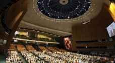 الأمم المتحدة تعتمد بأغلبية ساحقة قرارات خاصة بفلسطين