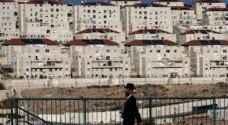 الاحتلال يقرر بناء ١٤ الف وحدة استيطانية في القدس