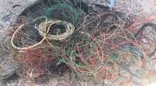 'توزيع الكهرباء' تضبط حالات استجرار للتيار في المدورة.. صور