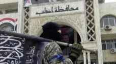 بعد ٤ سنوات.. مقاتلو داعش يدخلون مجددا إدلب
