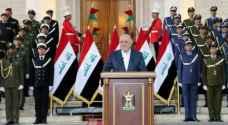 العراق يقيم عرضا عسكريا احتفالا بالانتصار على داعش