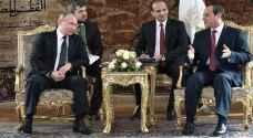 بوتن يُطلع السيسي على تفاصيل لقائه مع الاسد