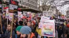 وقفات احتجاجية في جنيف ضد قرار ترمب