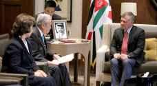 الملك يدعو المجتمع الدولي لتحمل مسؤولياته تجاه القدس