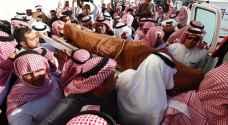تشييع جثمان الفنان أبو بكر سالم في السعودية